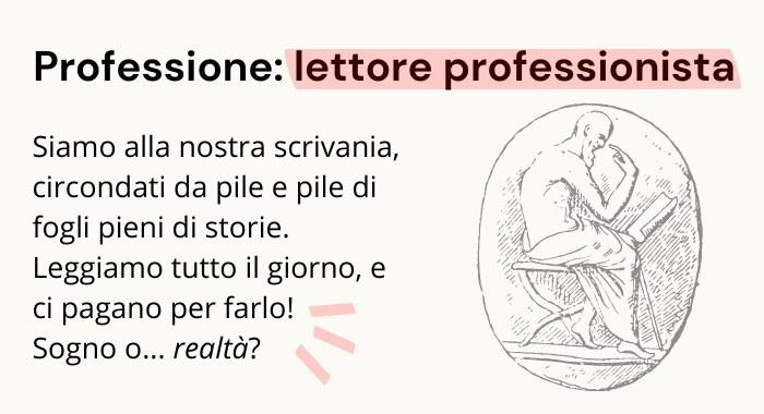 Lettore professionista di manoscritti: ecco come diventarlo.